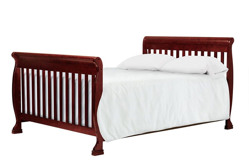 amazoncom davinci twinfull size bed conversion kit cherry nu